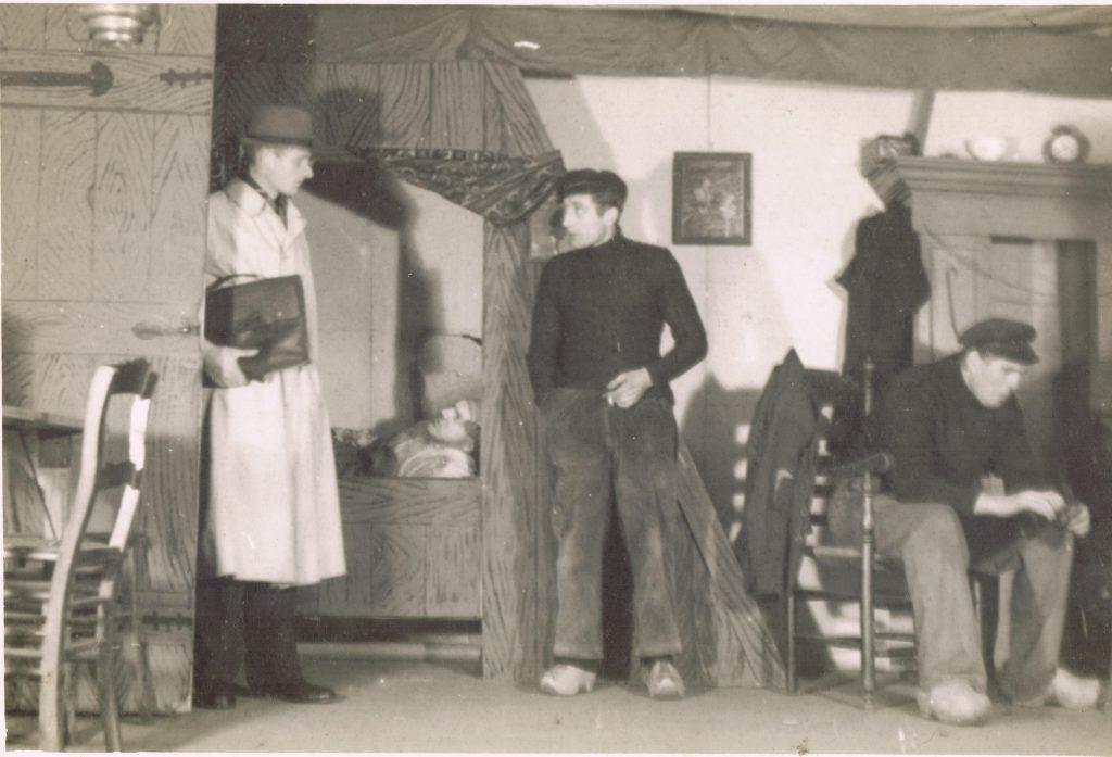 1946 Schip in nood